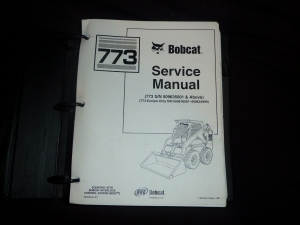 complete bobcat service manual this is an in depth multi complete bobcat 773 service manual this is an in depth multi section